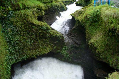 Devid Falls